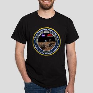 MER: Spirit & Oppotunity Dark T-Shirt