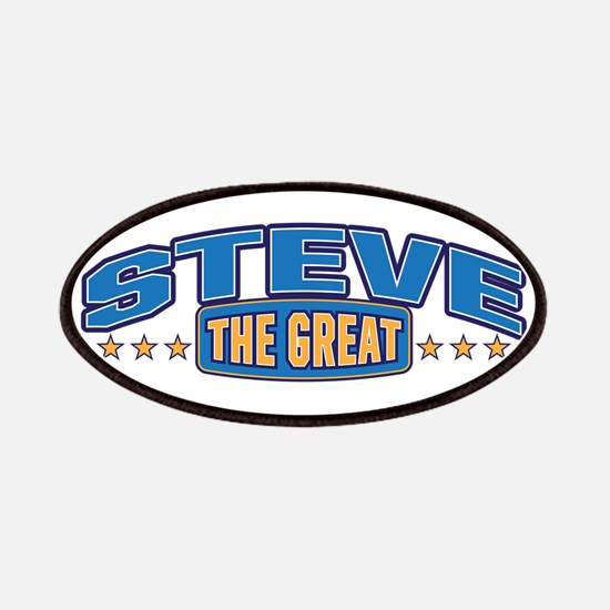 The Great Steve Patches