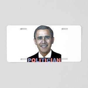 George_obama Aluminum License Plate