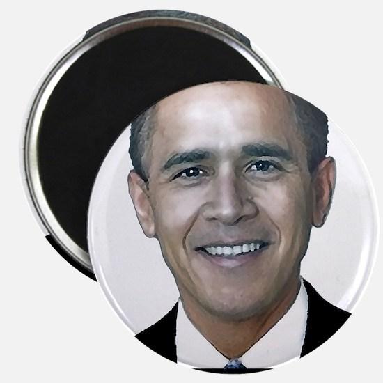 George_obama.png Magnet