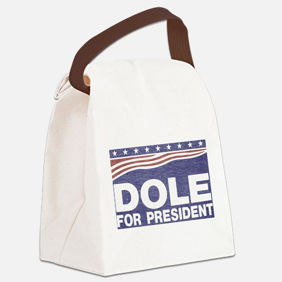 Dole.png Canvas Lunch Bag