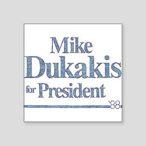 MikeDukakis Sticker