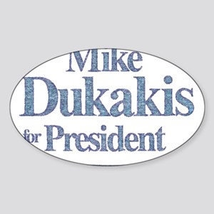 MikeDukakis Sticker