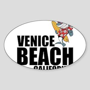Venice Beach, California Sticker