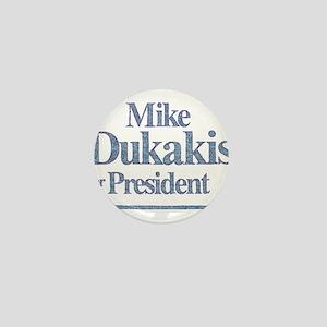 MikeDukakis Mini Button
