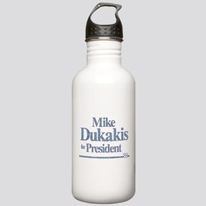 MikeDukakis Water Bottle