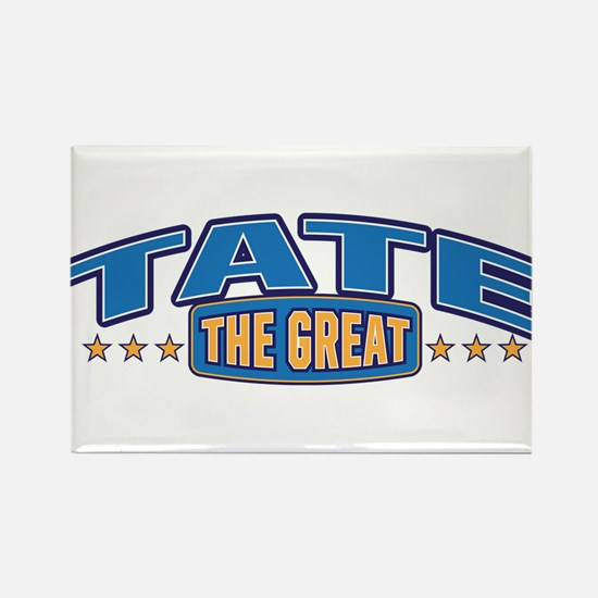 The Great Tate Rectangle Magnet