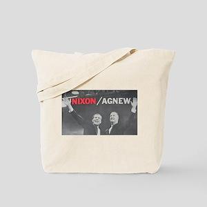 nixonagnew Tote Bag