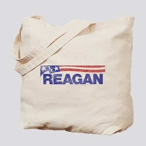 fadedronaldreagan1976 Tote Bag