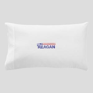 fadedronaldreagan1976 Pillow Case