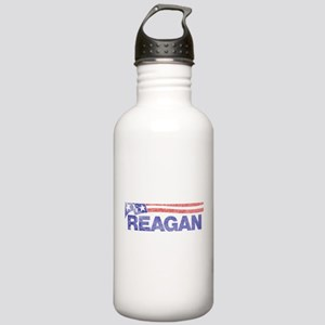 fadedronaldreagan1976 Water Bottle