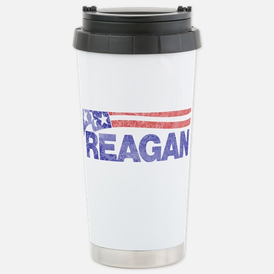 fadedronaldreagan1976.png Travel Mug