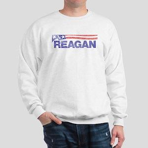 fadedronaldreagan1976 Sweatshirt
