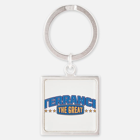 The Great Terrance Keychains