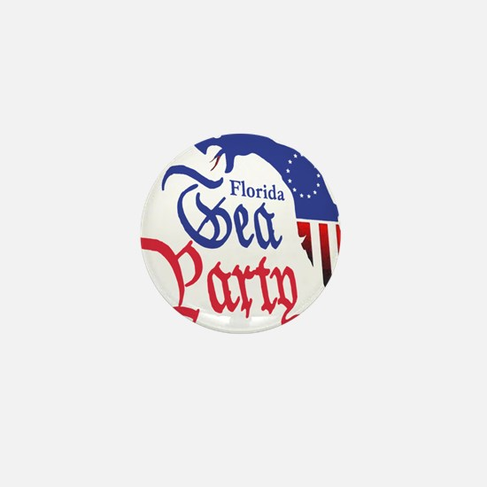 florida-tea-party-symbol.png Mini Button