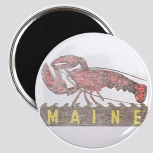 Vintage Maine Lobster Magnet