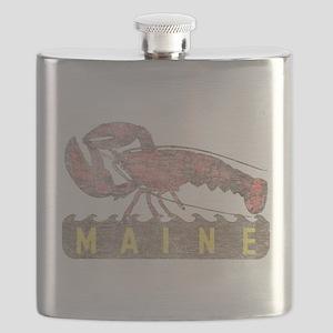 Vintage Maine Lobster Flask