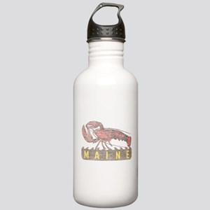 Vintage Maine Lobster Stainless Water Bottle 1.0L