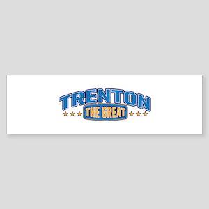 The Great Trenton Bumper Sticker
