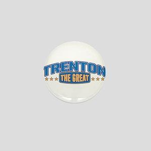 The Great Trenton Mini Button