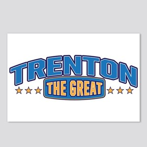 The Great Trenton Postcards (Package of 8)