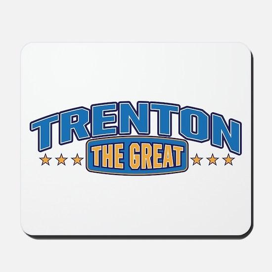 The Great Trenton Mousepad