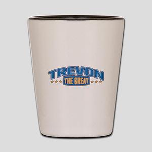 The Great Trevon Shot Glass