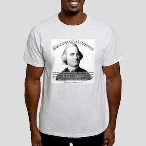 Samuel Adams 01 Ash Grey T-Shirt