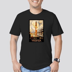 Vintage Vicenza Italy Travel T-Shirt