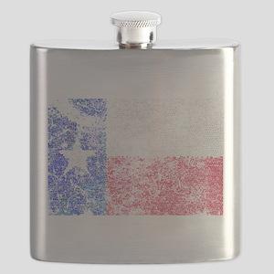 Flag of Texas Flask