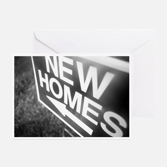 New Homes Greeting Cards (Pk of 10)