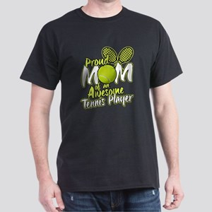 Proud Mom Of An Awesome Tennis Player T-Shirt