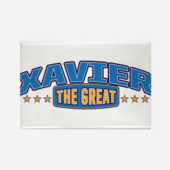 The Great Xavier Rectangle Magnet