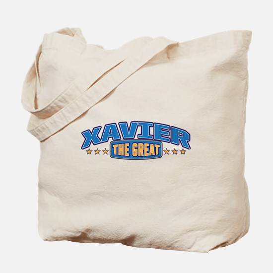 The Great Xavier Tote Bag