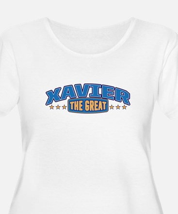 The Great Xavier Plus Size T-Shirt