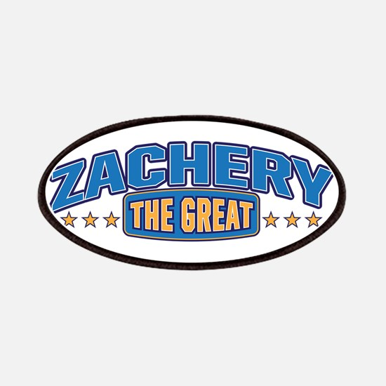 The Great Zachery Patches