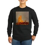 Monument Valley Long Sleeve Dark T-Shirt