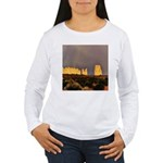 Monument Valley Storm Wall Women's Long Sleeve T-S