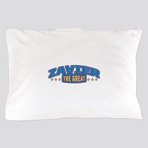 The Great Zavier Pillow Case