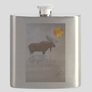 God Gave Us 1 World, Lets Protect it ! #3 Flask