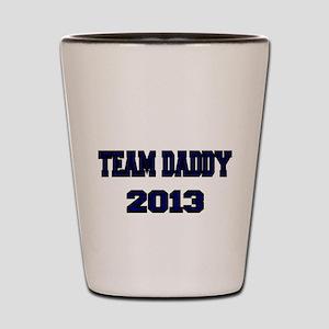 TEAM DADDY 2013 Shot Glass