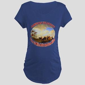 American Holocaust Maternity Dark T-Shirt