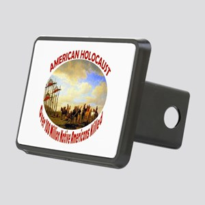 American Holocaust Rectangular Hitch Cover