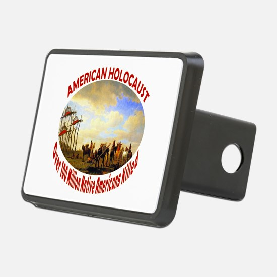 American Holocaust Hitch Cover