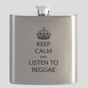 Listen Reggae Flask