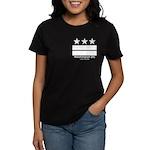 Washington DC Capital City Women's Dark T-Shirt