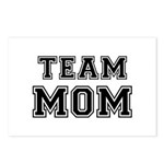 Team mom Postcards (Package of 8)