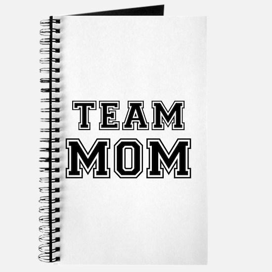Team mom Journal