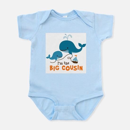 Big Cousin - Whale Body Suit
