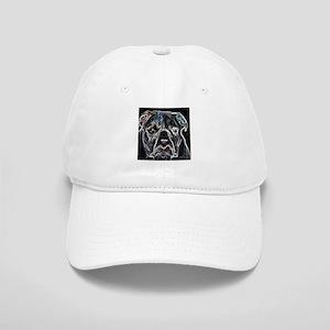 Neon Bulldog Cap